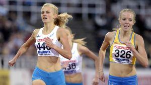 Karin Storbacka, Sveigekampen 2015.