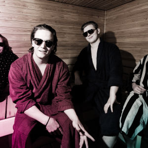 Bandet Bastupojkarna
