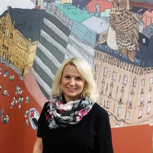 Agneta Lundmark.