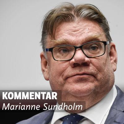 Kommentar: Marianne Sundholm
