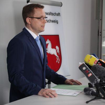 Braunschweigin kaupungin syyttäjä Hans Christian Wolters