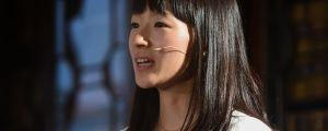 Den japanska städgurun Marie Kondo.