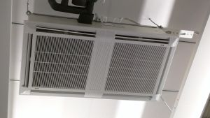 Luftkonditioneringenrustning i taket