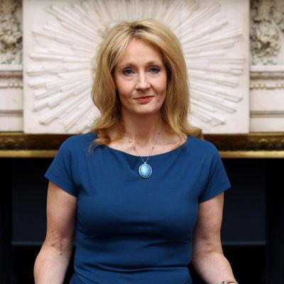Kirjailija J. K. Rowling