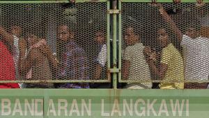 Flyktingar i Malaysia.