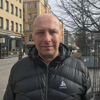 Hippi Hovi, vd för Kust-Österbottens företagare.