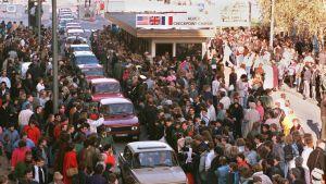 Checkpoint Charlie öppnas