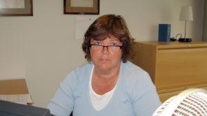 Chefredaktör Margareta Björklund