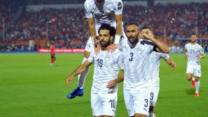 Mohamed Salah och Egypten är favoriter i Nations Cup.
