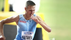 Topi Raitanen i VM 2019.