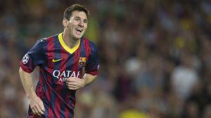 Lionel Messi, 2013