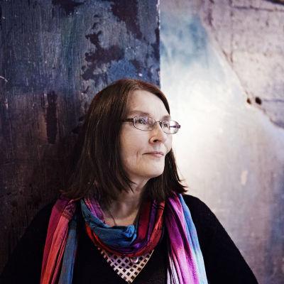 Marianne Backlén, författare.