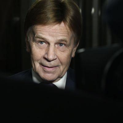 Centerns riksdagsledamot Mauri Pekkarinen
