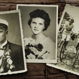 isovanhemmat, komeat, kauniit, nuoruuden kuvat