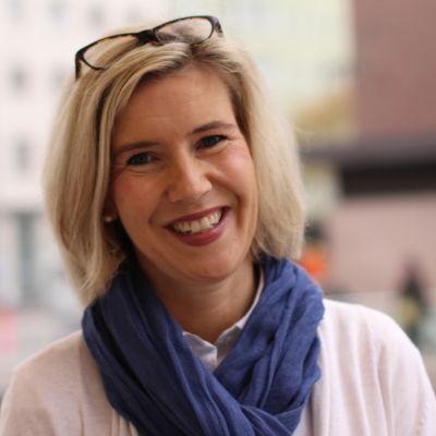 Matboksförfattare Nina Colliander-Nyman