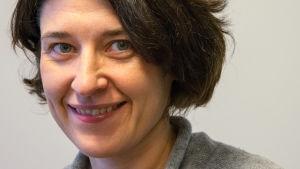 Forskaren Riina Kaljurand vid International Centre for Defence and Security i Tallinn.
