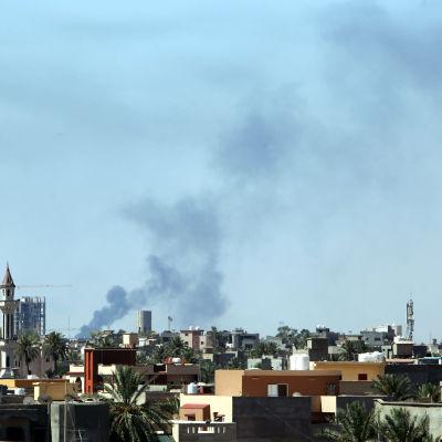 Strider i Tripoli, Libyen.