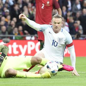 England var riktigt illa ute mot lillebror wales