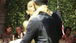 President Barack Obama i Argentina.