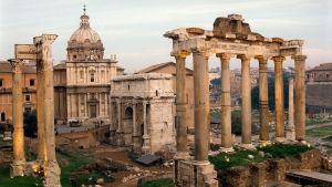 Rooman Forum Romanum