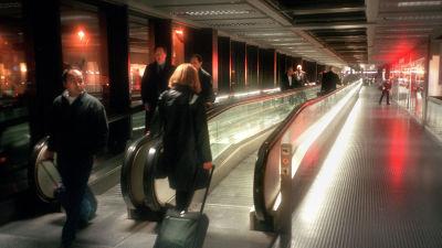 Misstankt smitta pa norskt flygplan
