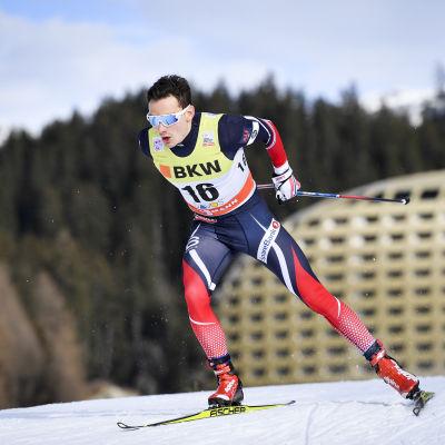 Finn Hågen Krogh är en norsk skidstjärna.