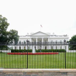 Vita huset i USA.