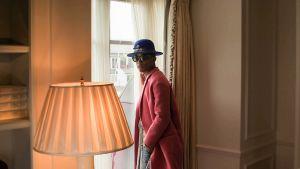 Pharrell Williams. Kuva dokumenttielokuvasta Daft Punk Unchained.