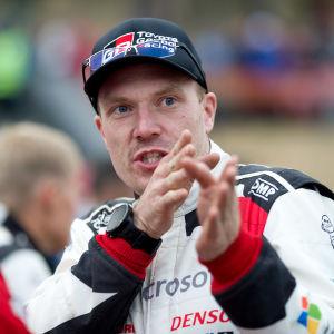Jari-Matti Latvala måste köra bättre i VM-rallyserien.