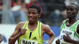 Haile Gebreselassie, Etiopien