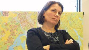 direktören för småbarnsfostran i borgå - Leila Nyberg