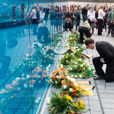 Minnesmärket för eutanasioffer invigs i Berlin