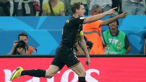 Jan Vertonghen under VM 2014