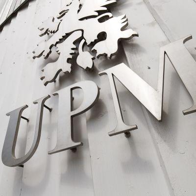 UPMs logotyp.