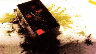 Plutonium i en låda.