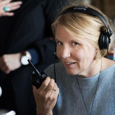Henkilökuva ohjaaja Heidi Köngäksestä.