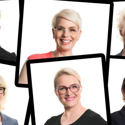 Uutisvuodossa on jatkossa viisi vuorottelevaa kapteenia. He ovat Petteri Ahomaa, Jani Halme, Anna Perho, Laura Ruohola ja Katja Ståhl.