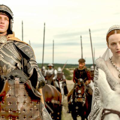 Näyttävä kolmiosainen draamasarja kertoo valtapelistä, rakkaudesta ja kappaleen Euroopan historiasta.