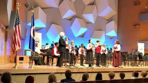 Finsk folkmusik för Finland100-jubileet i Minneapolis