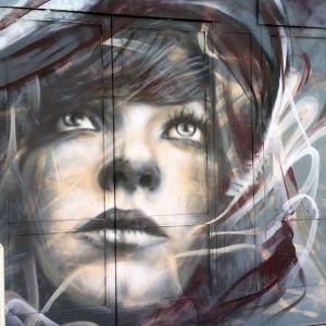 David Popa, katutaide, Keravan purkutaide -projekti, graffiti, purkukortteli,