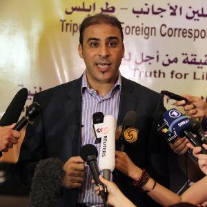 Framgangar for libyska rebeller