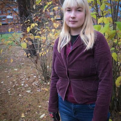 Ida-Katharina Lindell har startat ett medborgarinitiativ som ska ge polisen rätt att få ta del av försvunna personers teleuppgifter.