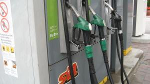 Bränslepumpar.