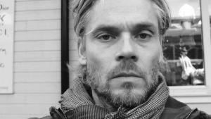 regissören mattias ohlsson som regisserar morden i sandhamn