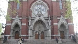 Johannes kyrka i Helsingfors.
