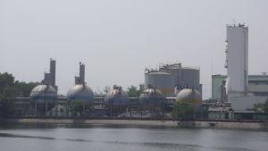 Fabrik i Vietnam