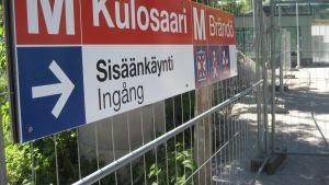 Brändö metrostation