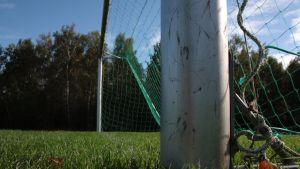 Fotbollsmål i Västerby