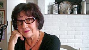 Författaren Marita Gleisner