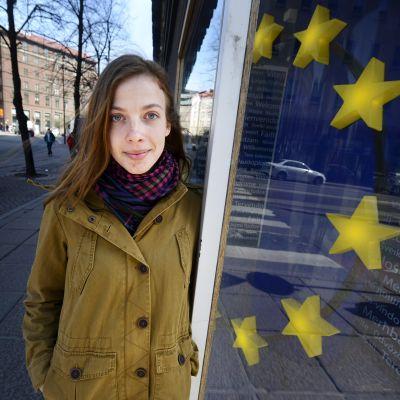 Li Andersson kom inte in i EU-parlamentet